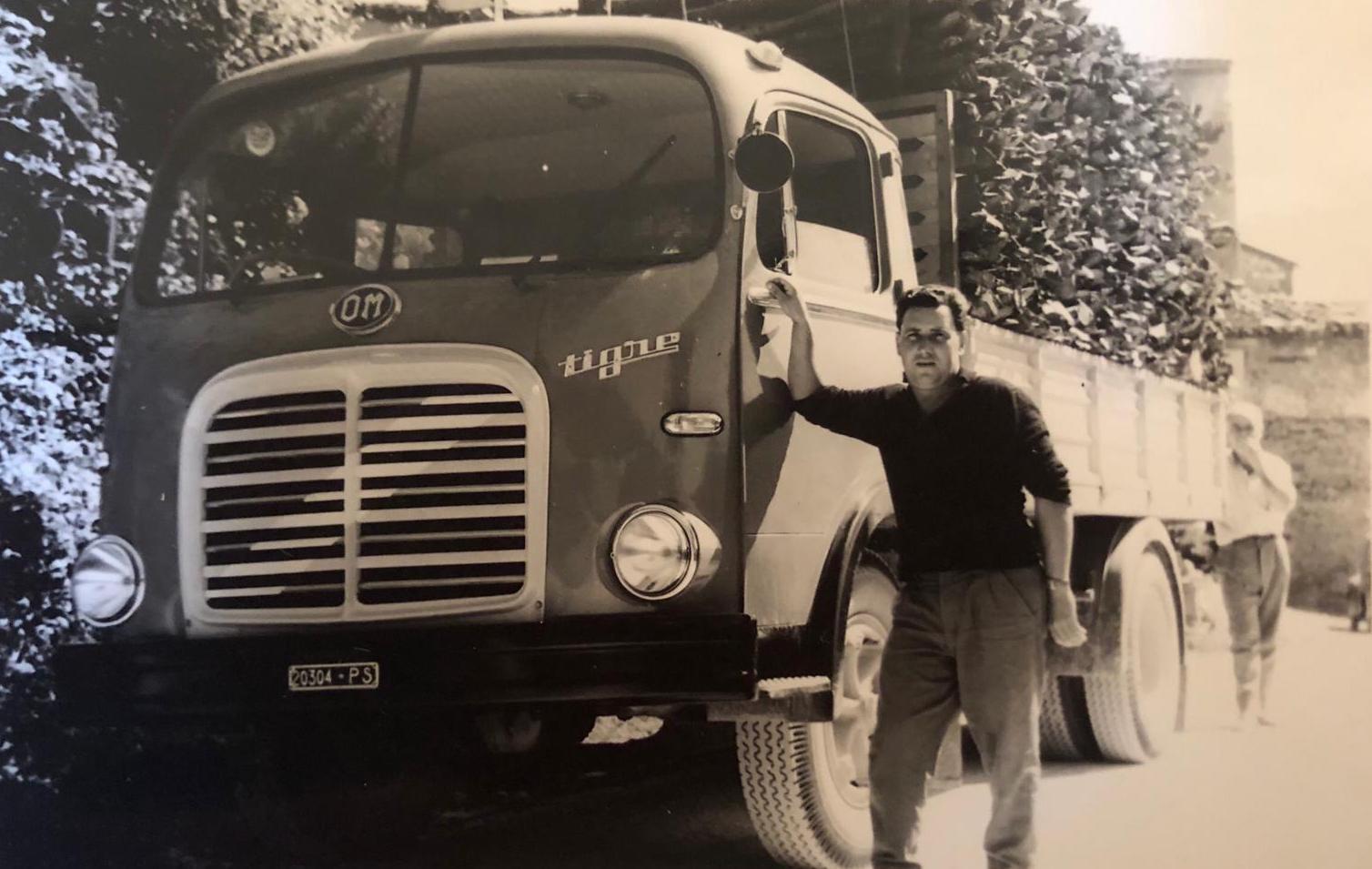 Camion Tigre